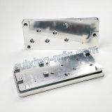 Alluminio di alta precisione che lavora base di appoggio alla macchina con la macinazione lavorante di CNC