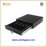 Cajón del dinero de la posición de China del cajón del efectivo pequeños/rectángulo terminales baratos Wt-450