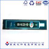 Druckpapier-kundenspezifisches Papierzahnpasta-Kasten-Verpacken China-27 Yars erfahrenes