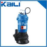 Wqx, bomba submergível da água de esgoto de Wqxd para o tratamento de água de esgoto