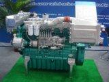 320HP Yuchai Marinedieselmotor-Fischerboot-Motor