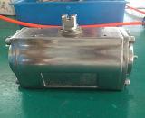 Шкаф нержавеющей стали & привод шестерни пневматический