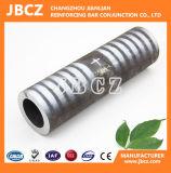 Couplage de barre en acier de matériau de construction