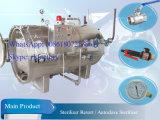 DN1200 esterilizador autoclave (esterilización en autoclave) para Lata