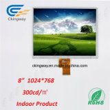 지능적인 가정용품 고해상 접촉 LCD TFT LCM 접촉 오바레이 LCD 디스플레이