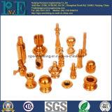 カスタム高精度の真鍮の鋳造ランプのコンポーネント