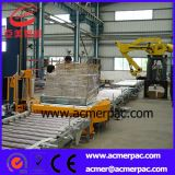 Pallet Stacking Line를 위한 로봇 Bag Palletizer