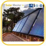 Capteur solaire de caloduc pour la piscine