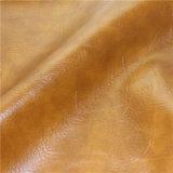 Mobília impermeável Abrasão-Resistente elevada couro dado polimento do PVC para o sofá usado