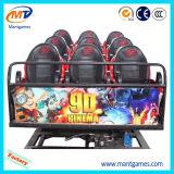 Bioskoop de Van uitstekende kwaliteit van Mantong van Guangzhou Mini Digitale 5D, 5D Systeem het Van uitstekende kwaliteit van Kino