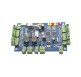Placa Two-Door Multifunction do controle de acesso com TCP/IP RS232 RS485