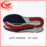 Hommes d'EVA Outsole de mode exécutant des chaussures de sports uniques