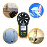 Peakmeter Ms6252b 디지털 풍속계 & 습도 & 온도 Hygrothermograph