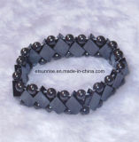Semi Precious Crystal Bead Fashion Armband Sieraden <Es-B01201>