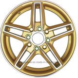 14 pulgadas llantas de metal ligero del mercado de accesorios para Auto Ruedas