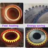 Barra de acero inoxidable forjada caliente de la máquina de calefacción de inducción