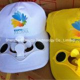 새로운 디자인 여름 모자 태양 강화된 팬 모자