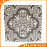 Mattonelle di pavimento di ceramica della cucina della stanza da bagno di griglia gialla popolare del materiale da costruzione