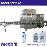 Monoblock 순수한 물 액체 물 병에 넣는 충전물 기계