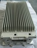 Cavidade de alumínio com o CNC da precisão que faz à máquina para o produto de uma comunicação