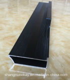 Marco del gabinete de cocina puerta de aluminio