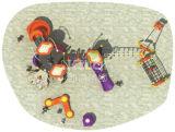 Оборудование спортивной площадки детей Kaiqi любимейшее напольное пластичное с Multi деятельностями
