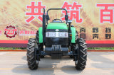 Колесо-Type Tractor Zt654 65HP 4WD off-Road Farm Agricultrual