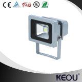 Impermeabilizar las luces de inundación comerciales de 10 vatios LED al aire libre