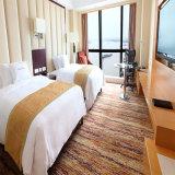 Mobilia di legno moderna Kingsize dell'hotel dell'insieme di camera da letto
