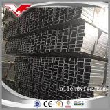 Tubo de acero cuadrado de ASTM A500 y rectangular galvanizado sumergido caliente
