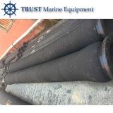 Boyau de flottement en caoutchouc de dragage d'individu/débit de sable
