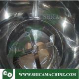 Tipo vertical mezclador plástico del color para las pelotillas y los gránulos plásticos