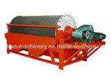 砂および磁鉄鉱鉱山のためのぬれた常置ドラム磁石の分離器