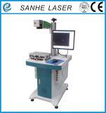 Plastiktischplattenfaser-Laser-Markierungs-Maschine mit CER Bescheinigung