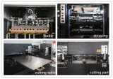 Strip를 가진 HD1080 Automatic Die Cutting Machine