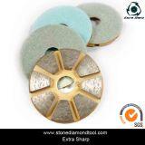 Terrco를 위해 금속은 구체적인 가는 다이아몬드 디스크를 분단한다