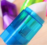 Taille-crayons de papeterie d'approvisionnement d'école Jw-0703