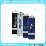 Movimentação concisa do USB do plástico 8GB do projeto com logotipo (ZYF1841)