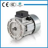 Motor de ventilador trifásico do quadro de alumínio para o refrigerador de ar
