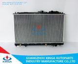 三菱1987-1992年のGalant MB356528/MB356555アルミニウム車のラジエーターのための熱交換器