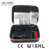 CREE Xm-L U2 Tauchens-Licht-maximale 860 Lumen-tauchende Taschenlampe durch Batterie 18650