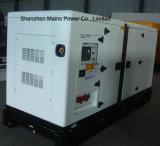 tipo silencioso generador de la potencia espera de 220kVA 176kw del diesel de Cummins