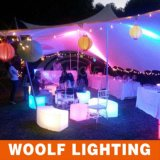 Woolfのリモート・コントロール16のカラーLED家具からのWoolf