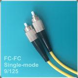 Fc-FC Upc Single-Mode Koord van het Flard van de Vezel Optische