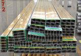 Constmart ausgezeichnetes Qualitätsfabrik-bestes Preis-Aluminiumfeld-gleitendes Fenster