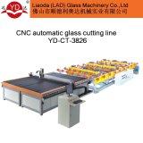 CNC van de Machine van het glassnijden (yard-ct-3628) de Machine van de Lijn van het Glassnijden