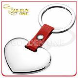 Anello chiave del nuovo metallo su ordinazione di disegno del regalo di promozione