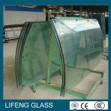 Duidelijk Veiligheid Gelamineerd Glas voor de Muur van de Verdeling van het Traliewerk van de Leuning van de Balustrade