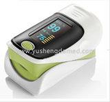 Ossimetro di impulso della punta delle dita delle attrezzature mediche OLED della FDA del Ce