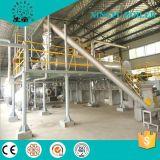 十分に連続的な使用されたタイヤ、ゴム、プラスチック熱分解装置